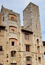 Medieval architecture Royalty Free Stock Photo