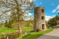 Medieval Blarney Castle Stock Photography