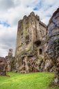 Medieval Blarney Castle in Co. Cork - Ireland. Stock Photography