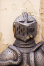Medieval body armour Royalty Free Stock Photo
