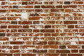 Medieval brick wall background of the monastery of st jacob saviour спасо яков евский монастырь rostov Royalty Free Stock Photo