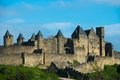 Medieval Carcassone town