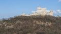 The Medieval Castle of Csesznek Royalty Free Stock Photo