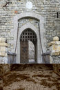 Medieval Castle Drawbridge Stock Photos