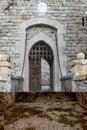 Medieval Castle Drawbridge Royalty Free Stock Photo