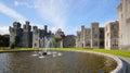 Medieval Castle, Ireland Royalty Free Stock Photo