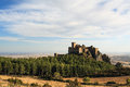 Medieval castle loarre spain fortress was built largely th th centuries Royalty Free Stock Photos
