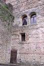 Medieval castle in Marostica in Vicenza in Veneto (Italy) Royalty Free Stock Photo
