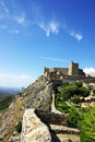 Medieval Castle of Marvao,Portugal Royalty Free Stock Photos