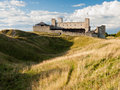 Medieval castle in Rakvere Stock Photos