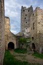 Medieval Castle Ruins Okor