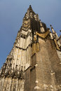Medieval Cathedral of Ulm, in Southern Germany Stock Photos