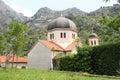 Medieval church in Kotor