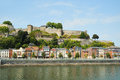 Medieval citadel in Namur, Belgium Royalty Free Stock Photo