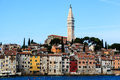Medieval City of Rovinj Royalty Free Stock Photo