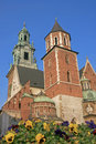Medieval Cracow Royalty Free Stock Images