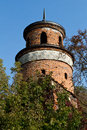 Medieval dubno castle ukraine Royalty Free Stock Photos