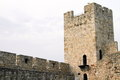 Medieval fortress of serbia belgrade landmark in the capital Royalty Free Stock Photos