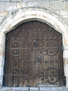 Medieval gate Royalty Free Stock Photos