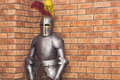 Medieval Knight Armor Against ...