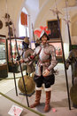 Medieval Knights in Armours Royalty Free Stock Photography