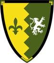 Medieval Knights Shield