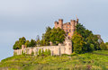 Medieval ortenberg castel germany baden wurttemberg Royalty Free Stock Photos