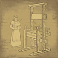 Medieval printer