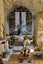 Medieval Room Royalty Free Stock Photo
