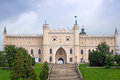 Medieval royal castle in lublin poland Royalty Free Stock Photography