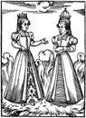 Medieval royalty