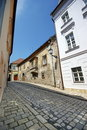Středověké ulice