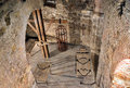 Medieval Torture Chamber Royalty Free Stock Photo
