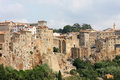 Medieval town of Pitigliano, Tuscany, Italy Stock Photo