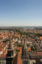 Medieval Ulm Royalty Free Stock Photography