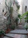 Medieval village of Cervo Royalty Free Stock Photo