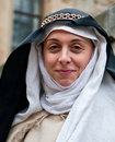 Medieval Woman Royalty Free Stock Photos