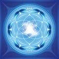 Meditation spiritual art