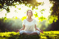 Royalty Free Stock Image Meditation