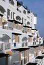 Mediterranean architecture Royalty Free Stock Photo