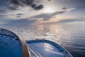 Mediterranean cruise Royalty Free Stock Photo