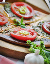 Mediterranean cuisine Royalty Free Stock Photos