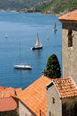 Mediterranean life in summer Royalty Free Stock Photo