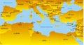 Středomoří kraj