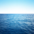 Mediterranean Sea  Stock Images