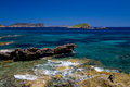 Mediterranean Seaview Royalty Free Stock Photo