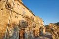 Mediterranean Village of Biure, Girona, Spain