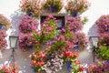 Mediterranean Window Decorated...