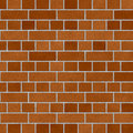 Medium English Brick Wall Stock Photo