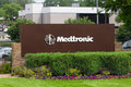 Medtronic Corporate Headquarters Campus Royalty Free Stock Photo